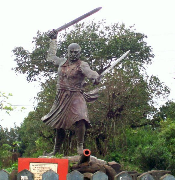 Great Hindu warrior Bajiprabhu Deshpande