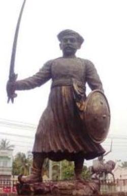 Kanhoji Angre : The Admiral of the great Maratha Navy
