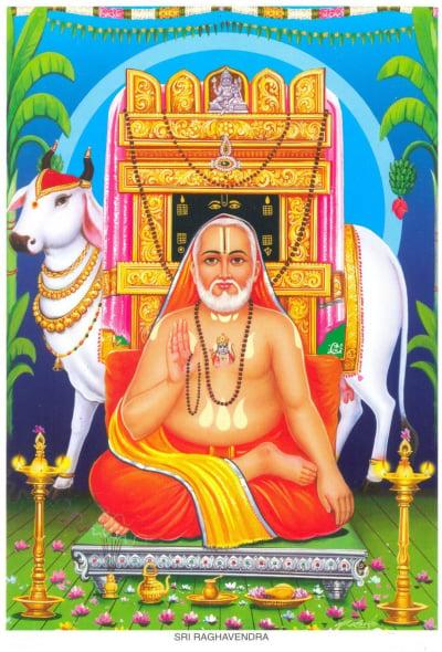 Shri Raghavendra Swami, Karnataka