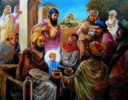 Birth of Guru Gobind Singh