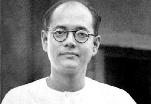 Subhash Chandra Bose at young age