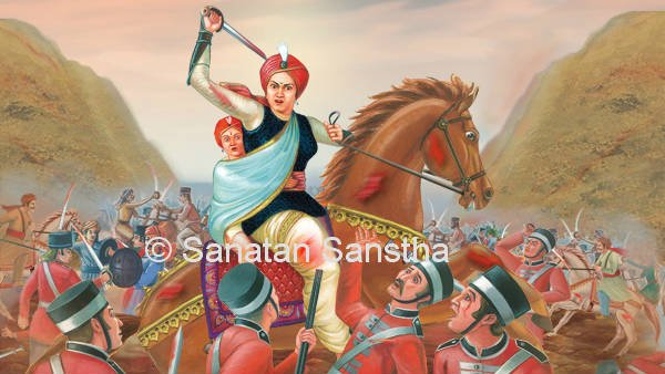 short story on rani laxmi bai in english