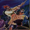 Tanaji Malusare : The conqueror of Sinhagad (the Lion's Fort)
