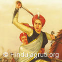 Rani Lakshmi Bai : Warrior queen of Jhansi
