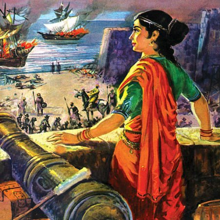 the brave rani of jhansi story
