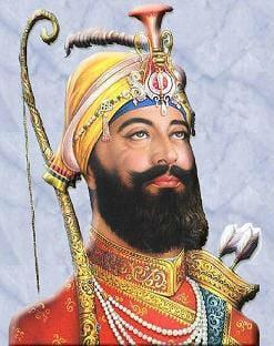 श्री गुरु गोविंदसिंहजी