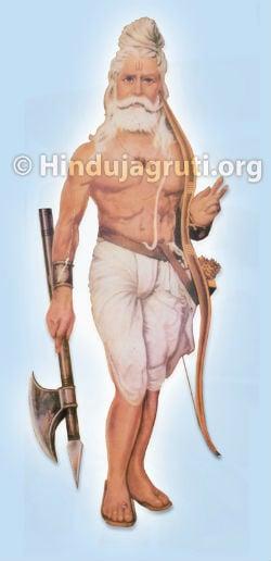 Shri Parshuram - Hindu Janajagruti Samiti