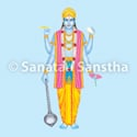 Why is Lord Vishnu called as foremost Guru?