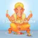 How should the Ganesh Pujan be done for gaining maximum benefit?