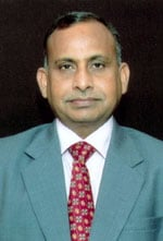 Mr.Uttam Khobragade,</br>General Manager of BEST