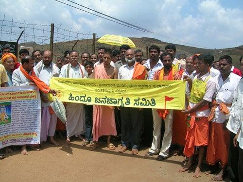 Hindu organizations at Dattapeetham
