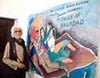 No place for Hussain's paintings in Art exhibition