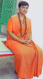 Sadhvi Pragya Sing Thakur