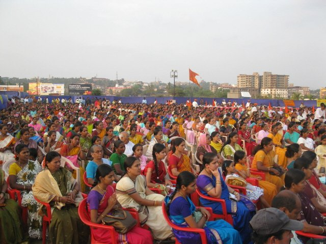 Mapusa (Goa): 1500 proud Hindus were present for the Hindu Dharmajagruti Sabha