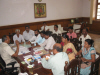 Attacks on temples in Goa : GMDSM & HJS delegation meets new Police Commissioner