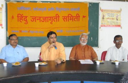 'Dharmashakti Sena to undertake 'Pavankhind' drive on 24 July ! – Ramesh Shinde