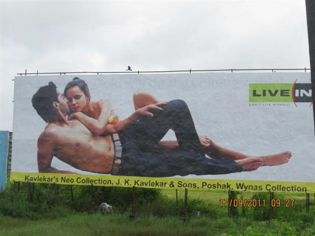 Obscene advt. hoardings changed in Goa; Success of 'Ranaragini'