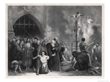 Atrocities consisted in Inquisition - 2