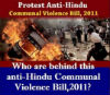Communal Violence Bill : Riots hit all equally, not only minorities says Activists