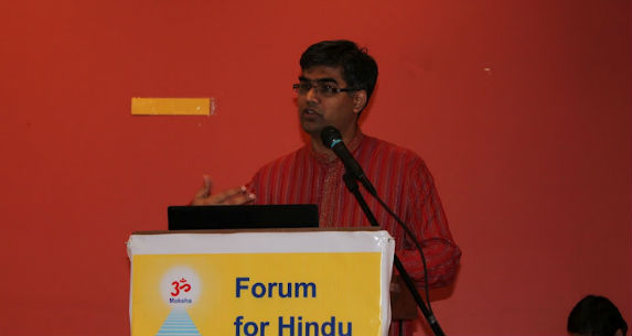Yogesh Gandre on know denigration preserve Hinduism