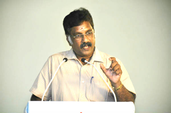 Mr. B. R. Haran, Senior Journalist, Chennai