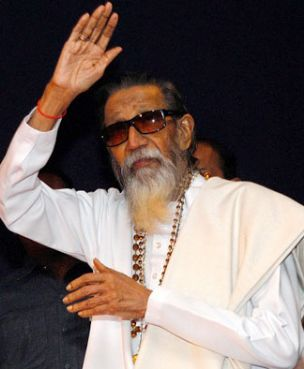 BCCI should be whipped for inviting Pakistan : Bal Thackeray
