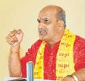 Pramod Muthalik : Shri Ram Sena will be in Goa by September