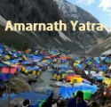 J&K : Terrorists strike on Amarnath Yatra , two Amarnath pilgrims killed
