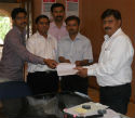 Nashik : HJS submits memorandum to DC against oppression of Assam Hindus