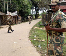Assam Riots : Four die in fresh violence in Kokrajhar