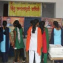 Nashik : Exhibition on life history of revolutionaries held in schools by HJS