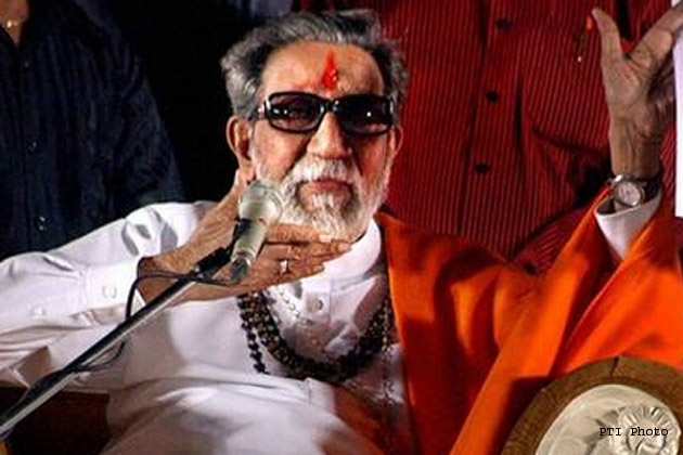 Overthrow Congress, Balasaheb Thackeray appeals to people