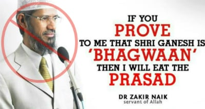 Zakir Naik's Peace TV is Illegal, Beams Anti-India Content