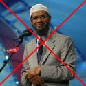 Fanatics try to beat up a Hindu student for condemning Zakir Naik on 'Facebook'