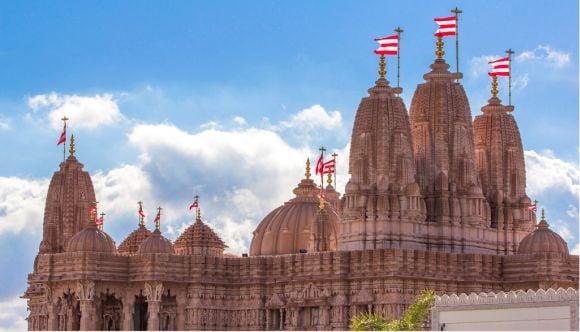 World Biggest Hindu Temple The Biggest Hindu Temples