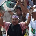 Hindus protest after woman converted to Islam in Pakistan