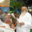 HJS invites H. H. Asaramji Bapu for 'Hindu Adhiveshan' to be held at Goa