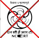 NCERT books : a negative influence on students !
