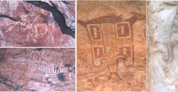 Rock Art of Chhattisgarh