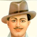 'No record to show Bhagat Singh as a martyr