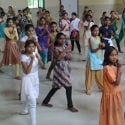 'Dharma-shikshan' and 'Self-defence' class for girls started at Amaravati