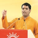 It is every seeker's duty towards Dharma to fight against defamation of Saints : Ramesh Shinde