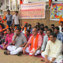 HJS and Sriram Sene oppose to Karnataka Govt's 'Vivah Bhagya Yojana' for Muslims.