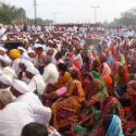 Warakaris unite at the banks of River Indrayani against anti-superstitions Act !