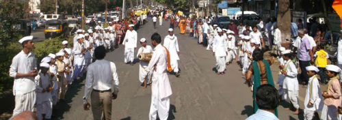 Hindu Organisations united at Jalgaon opposing the Black Magic Bill !