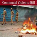 Pictures depicting the effect of the sections of Communal Violence Act on Hindus