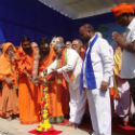 Mammoth 'Hindu Garjana Sabha' held successfully against 'illegal' Islamic University at Tirupati