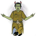 Drunken police force Warkaris to stop 'keertan' (religious discourse) !