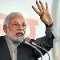 Modi promises Ram Rajya, accuses Nehru-Gandhi family for poverty in India