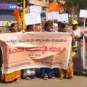 Devout Hindus hold demonstrations in Karnataka and Tamil Nadu !